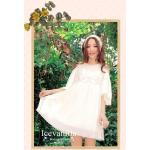 Luxury Sweet Chiffon Dress Korea