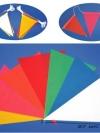 ธงราว PVC 7 สี