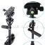 S-80 Black Handheld Stabilizer 0.5-7KG Flycam Steadycam Steadicam Video Camera thumbnail 4